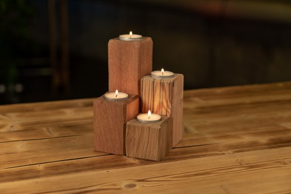 925-Kerzenturm-4-Teelichter