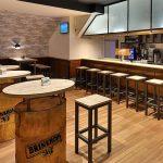 Brinkhoffs BVB Lounge Branding