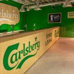 Carlsberg Hygge Lounge Theke