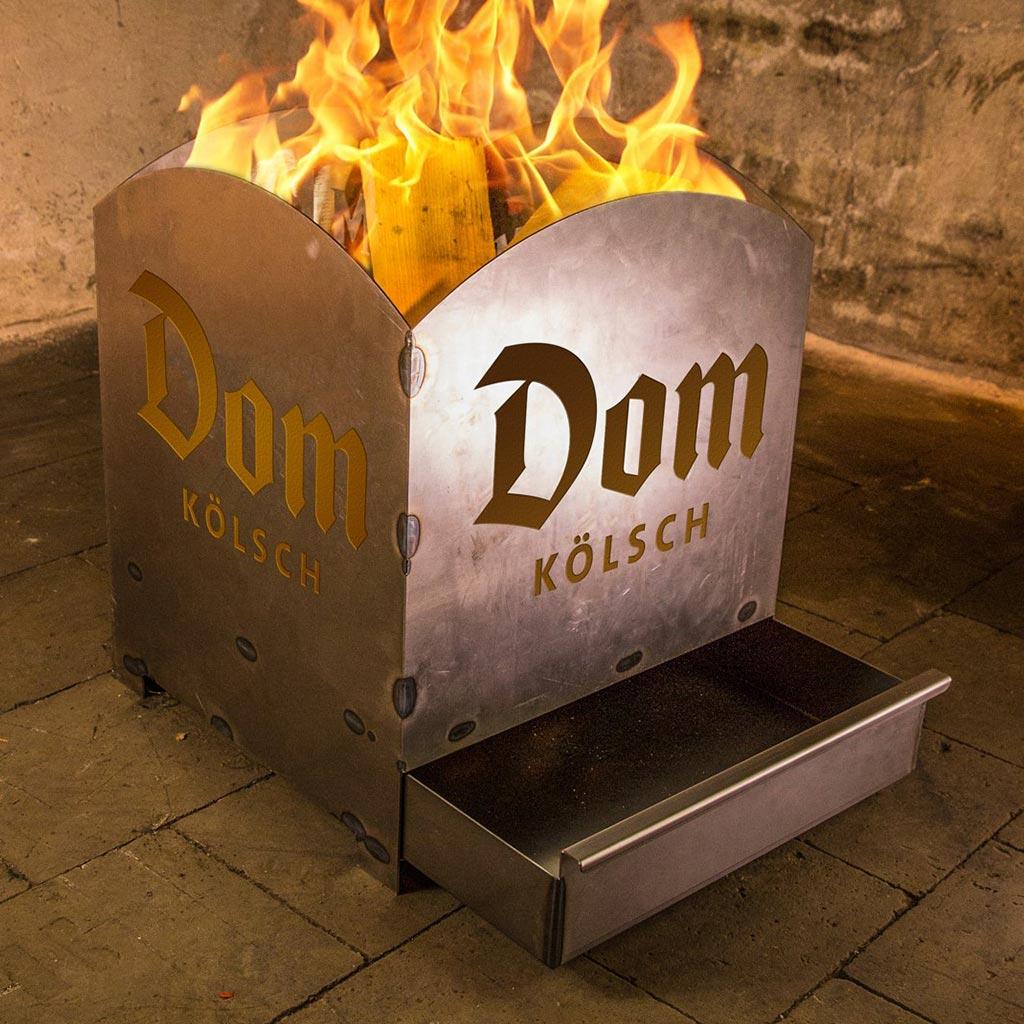 Feuerstellen - LHD-Feuerstelle-Dom-Koelsch